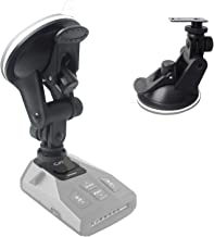 YeeBeny Suction Radar Detector Mount, Windshield & Dashboard Radar Holder Compatible with Cobra Radar Detectors Cobra RAD ...