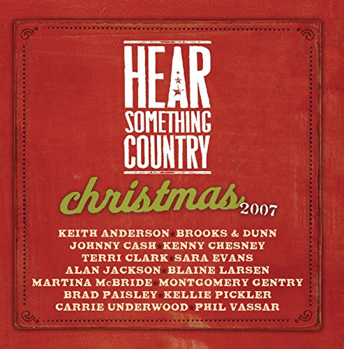 Hear Something Country Christmas