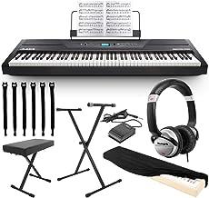 Alesis Recital Pro 88-Key Digital Piano with Hammer-Action K