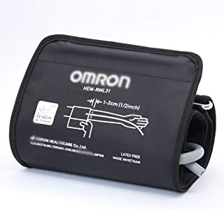 3 Dedicated OMRON interfaces-Blood Pressure Cuff Hem-rml31 Replacement for Omron Upper Arm Blood Pressure Monitor BP742N BP786N BP785N BP765 BP761 BP760N..............