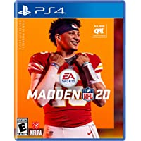 Madden NFL 20 Standard Edition for PS4 or