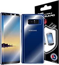 for Samsung Galaxy Note 8 Full Body Protector Invisible Touch Screen Sensitive Ultra HD Clear Film Anti Scratch Skin Guard - Smooth/Self-Healing/Bubble -Free Screen & Back by IPG