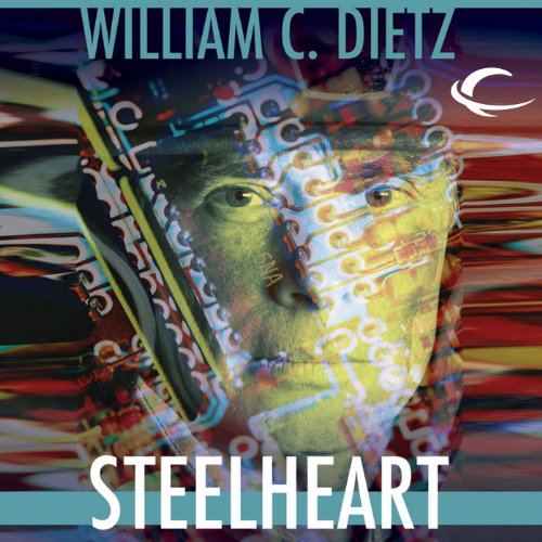 Steelheart audiobook cover art