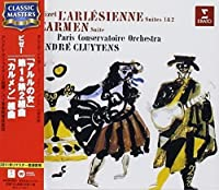 L'Arlesienne Suite 1 & 2 by Bizet (2016-05-25)