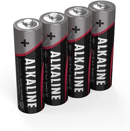 Ansmann Red Alkaline Batterie Mignon Aa Lr6 Longlife Elektronik