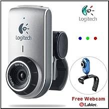 Logitech Quickcam Deluxe for Notebooks with Bonus Labtec Webcam 2200