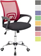 Ergonomic Computer Chair, Executive Office Chair Back Support Lumbar Support Desk Chair Advanced Version Mesh Chair Thicke...
