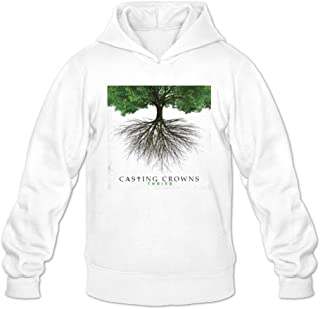 Man Casting Crowns Thrive Album Cover Poster Hoodies
