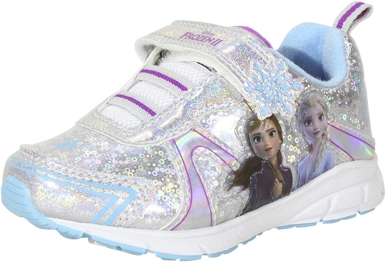 Josmo Kids Girl's Frozen 2 Sneaker (Toddler/Little Kid)