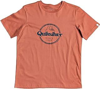 Quiksilver Words Remain - T-Shirt pour Garçon 8-16 Ans EQBZT04142