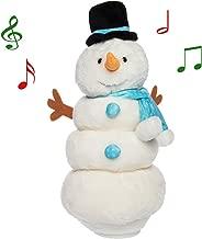talking snowman decoration