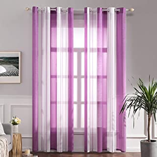 Amazon.es: cortinas salon modernas