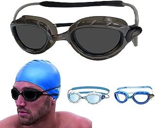 Zoggs Predator Swimming Goggles No Leaking Anti Fog UV Protection Triathlon Swim Goggles for Adult Men Women