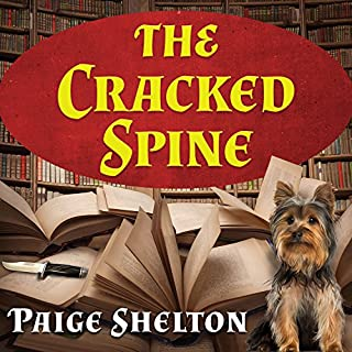 The Cracked Spine cover art