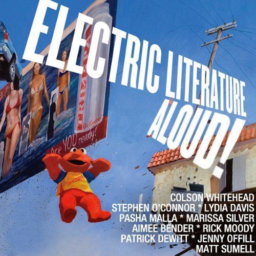 Electric Literature Aloud! audiobook cover art