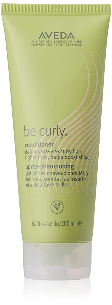 召集するできれば換気Aveda Be Curly Conditioner 200 ml (6.7 oz.) [Personal Care] (並行輸入品)