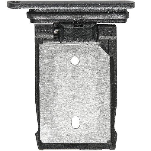 Unbekannt Original HTC SIM Kartenhalter Black/schwarz für HTC One A9 (SIM Tray, Holder) - 74H03076-01M