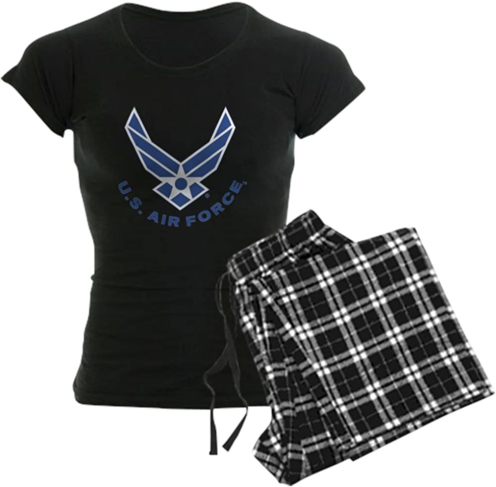 CafePress US Air Force Pajamas Womens PJs