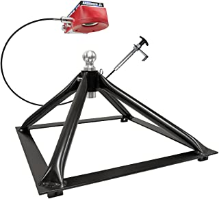 Andersen Hitches 3200 | Ultimate 5th Wheel Connection | Rail Version Mount | Weighs Only 40 lbs! | One Person Install or Removal in Less Than 5 Minutes | Includes 2 Bumper Stickers