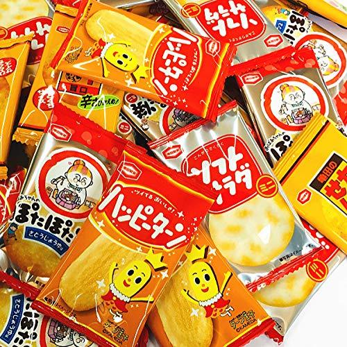 亀田製菓 小分け小袋 (4種類 合計2000袋詰め合わせセット)