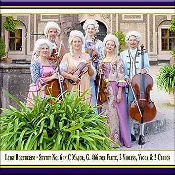 Boccherini: Flute Sextet in C Major, Op. 16 No. 6, G. 466 (Live)