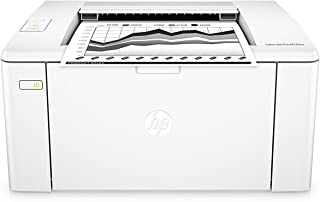 HP LaserJet Pro M102w - G3Q35A Wireless Laser Printer -White