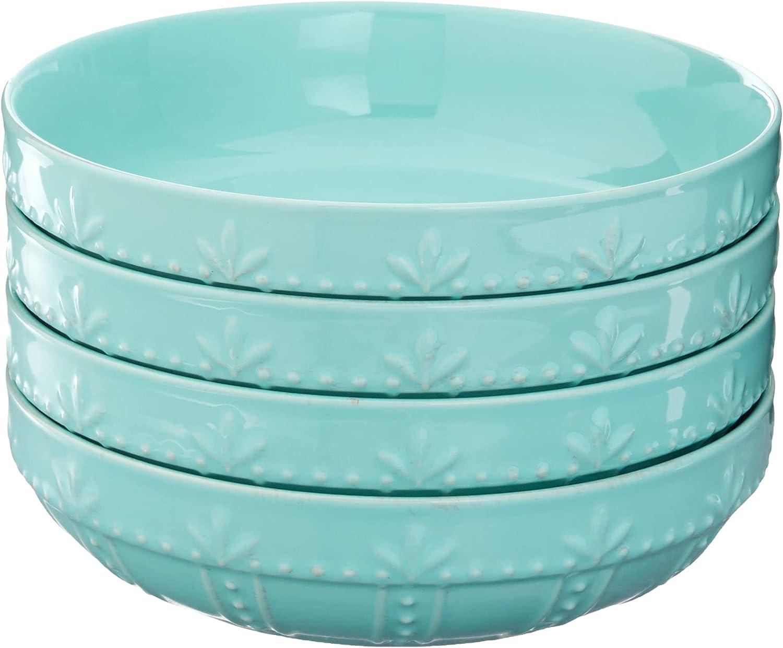 Signature Housewares Sorrento Collection Set of 4 Bowls 8 Financial sales sale Pasta Dedication