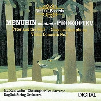 Menuhin Conducts Prokofiev