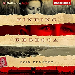 Finding Rebecca audiobook cover art