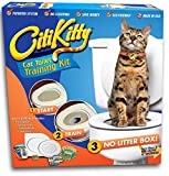 CitiKitty Cat Toilet Training Kit, Review of CitiKitty Cat Toilet Training Kit