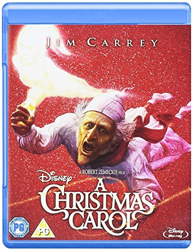 A Christmas Carol [Reino Unido] [Blu-ray]