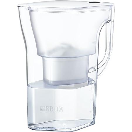 【高除去12項目で2ヵ月交換】 ポット型浄水器 BRITA(ブリタ) ナヴェリア 1.3L
