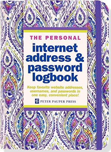 Silk Road Internet Address & Password Logbook by Peter Pauper Press (2015-06-01)