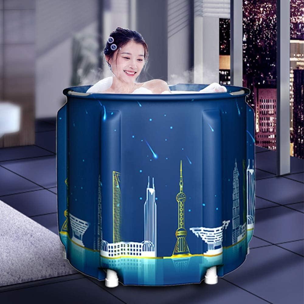 Fees free!! HUOQILIN Folding Bath Tub Barrel Adult to Children Ranking TOP7 Tak Home