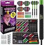 RED DRAGON Peter Wright Snakebite Ultimate 50 Piece Set…...
