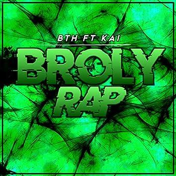 Dragon Ball Super Broly (Epic Rap)