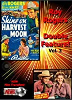Roy Rogers Double Feature Vol. 3: Shine on Harvest Moon and Heart of the Golden West