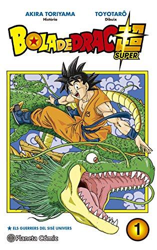 Bola de Drac Super nº 01 (Manga Shonen)