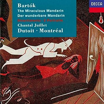 Bartók: The Miraculous Mandarin; 2 Portraits; Divertimento