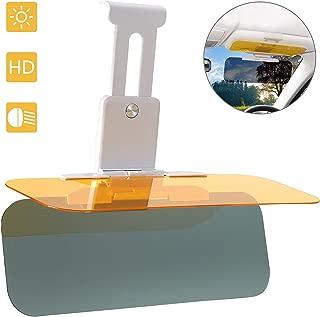 Car Visor Sun Blocker Anti-Glare Extender Windshield For Day Night, Car Sun Visor Extenders Anti Glare Car Visor Extender, 2 In 1 Car Sun Visor Extension Universal Windshield Driving Visor (1 PACK)