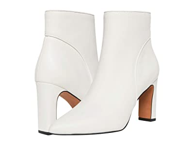 STEVEN NEW YORK Jenn (White Leather) Women
