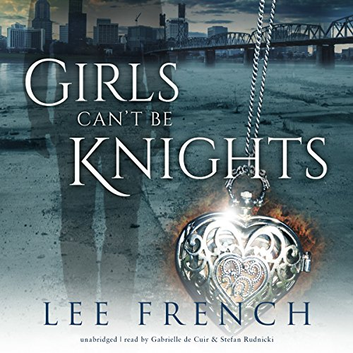 Girls Can't Be Knights audiobook cover art
