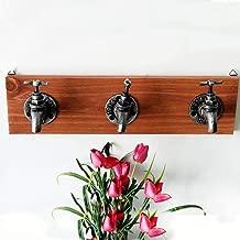48 Toilet Shelf Multi-Layer Classic Design Metal Frame Space Saver Bathroom Shelf 152 cm,Black