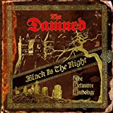 The Damned - Black Is The Night: The Definitive Anthology (4LP) [Vinilo]