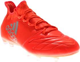 adidas Mens X 16.1 Fg Leather Football Athletic Shoes,