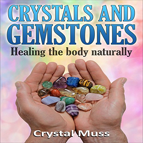 Crystals and Gemstones audiobook cover art