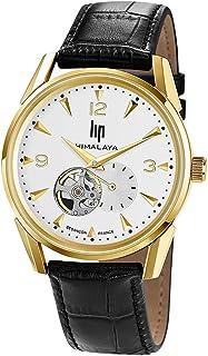 リップ LIP 腕時計 671252 ヒマラヤ レザーベルト 機械式自動巻 [並行輸入品]