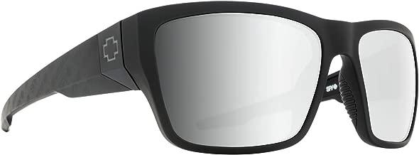Spy Optic Dirty Mo 2 Wrap Sunglasses, NEW Style, HD+ Lens & Polarized