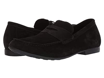 Born Roland (Black Suede) Men