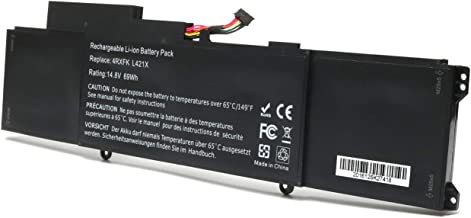 Ankon 4RXFK Laptop Battery for Dell XPS 14 L421X 14-L421X Ultrabook Series Battery,Compatible P/N FFK56 C1JKH-[14.8V 69Wh]